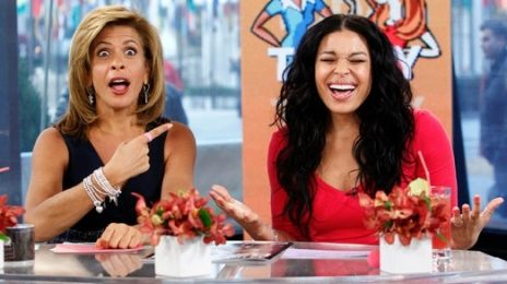 Jordin Sparks Talks Jason Derulo, Sparkle, and More on 'Today'