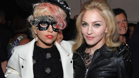 The Word...On Madonna vs Lady GaGa