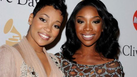 Brandy & Monica Line Up 'Leno' For First Performance Of New Single?