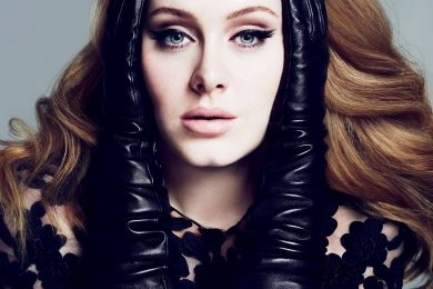 Adele Looks Sublime With Vogue
