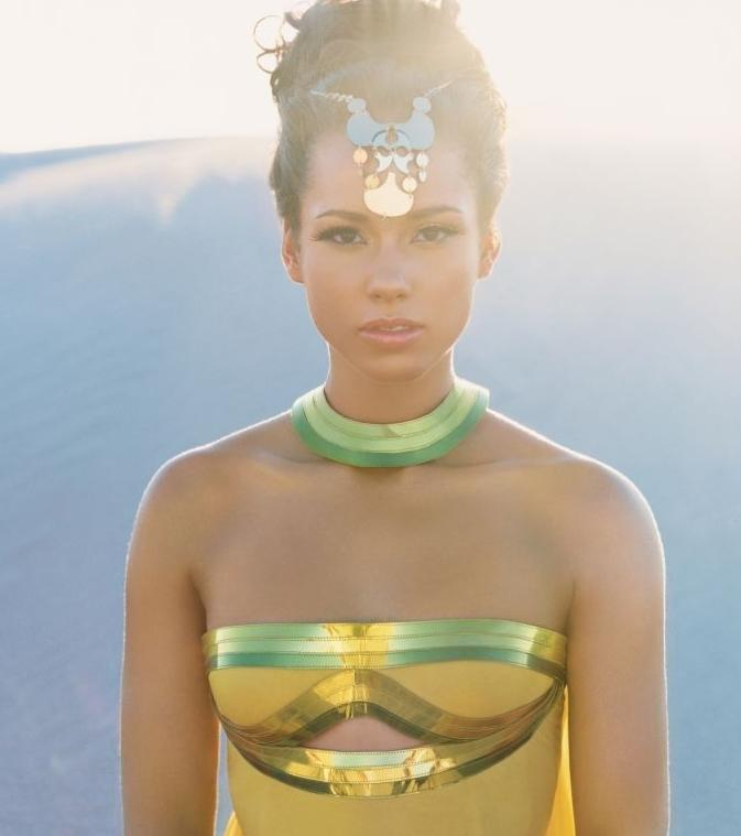Alicia Keys Confirmed: Alicia Keys To Perform At Grammys 2012