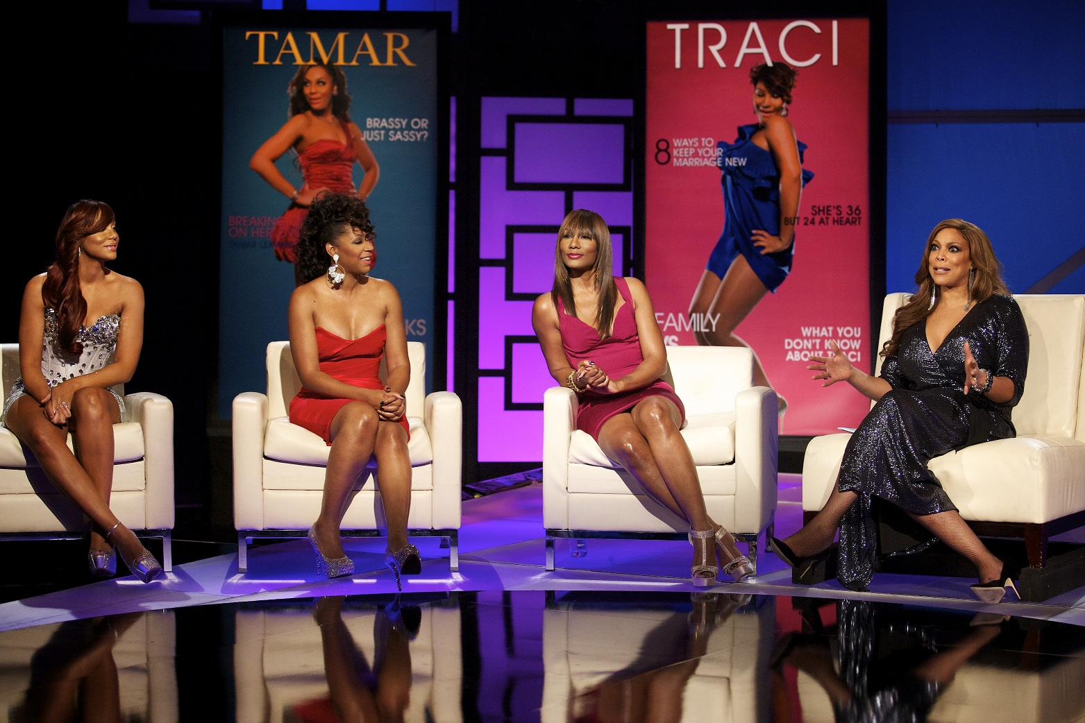 wetvs braxton family values reunion show that grape