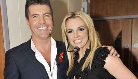Britney Spears Approached By Simon Cowell To Judge 'The X Factor (US)'