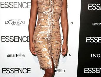 Hot Shots:  Kelly Rowland And More Rock the Black Carpet At 'Essence' Luncheon