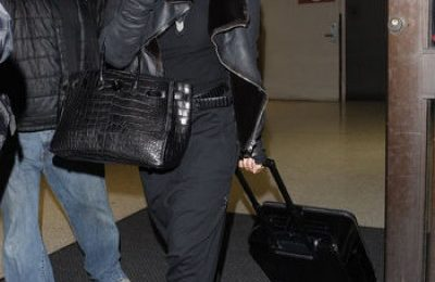 Hot Shot: Janet Jackson Sports Slimmer Figure