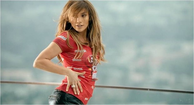Jennifer Lopez For Brahma Beer Watch: Jennifer Lopez Promotes Brahma Beer
