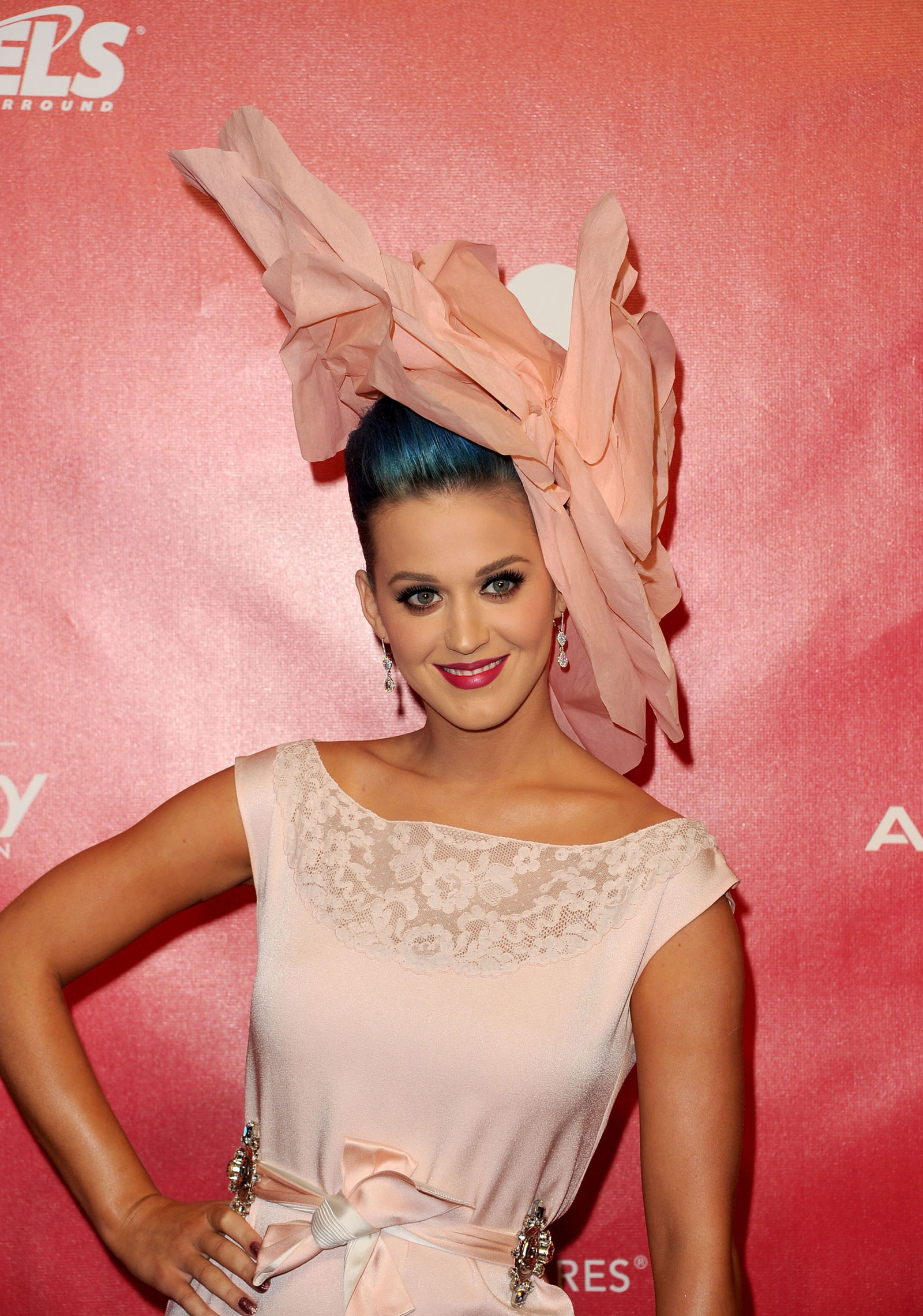Katy Perry at 2012 MusiCares Person of the Year Tribute