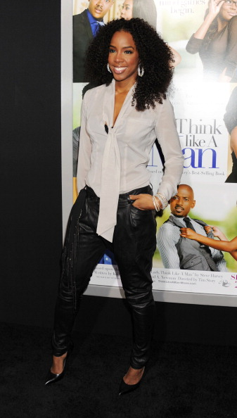 Kelly1 Hot Shots:  The Ladies Shine At Think Like A Man Premiere