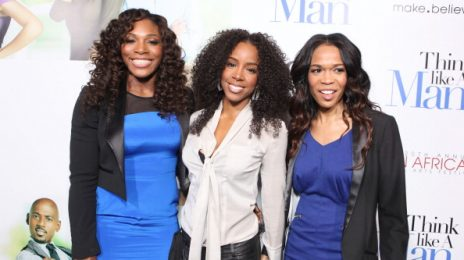 Hot Shots:  The Ladies Shine At 'Think Like A Man' Premiere