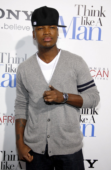 Neyo Think 1 Hot Shots:  The Ladies Shine At Think Like A Man Premiere