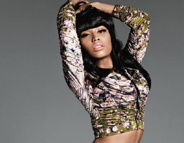 Nicki Minaj Elle 1 Must See : MTVs Hottest MCs In The Game