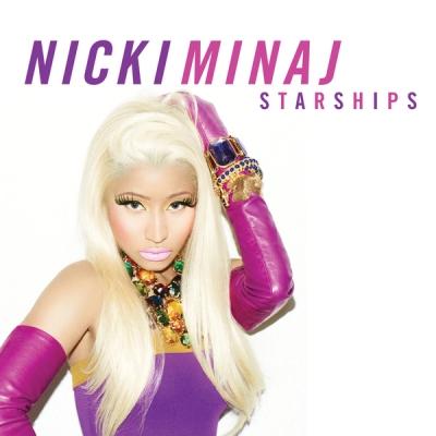 Nicki Minaj Starships Cover | ..::That Grape Juice ...