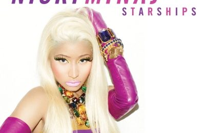Nicki Minaj's 'Starships' Storms UK Chart