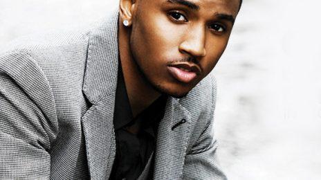 Must See: Trey Songz Silences Journalist After Chris Brown Joke