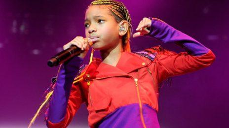 Report : Willow Smith To Play Whitney Houston