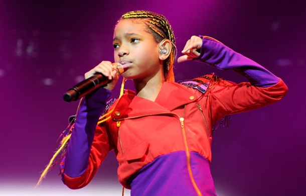 Willow Smith TGJ Report : Willow Smith To Play Whitney Houston