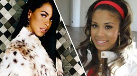 Singer/Actress Keshia Chante Offers Update On 'Aaliyah' Movie