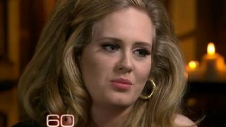 Teaser: Adele's Emotional '60 Minutes' Interview