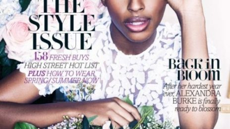 Hot Shot: Alexandra Burke Covers Fabulous