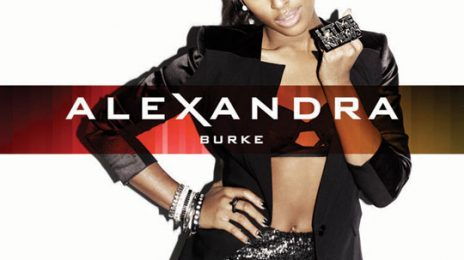 Hot Shot: Alexandra Burke Reveals 'Elephant' Single Cover