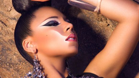 Watch: Ashanti Handles 'The Woman You Love' On GMA