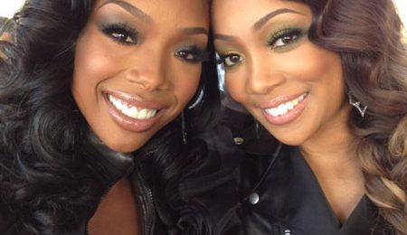Watch: Monica & Brandy Talk Whitney Houston's Death