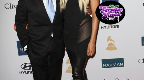 Hot Shots: Clive Davis' Pre-Grammy Gala Red Carpet