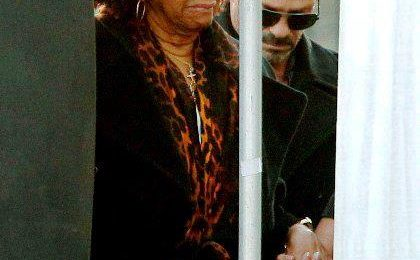 Friends & Family Say Goodbye To Whitney Houston At Wake