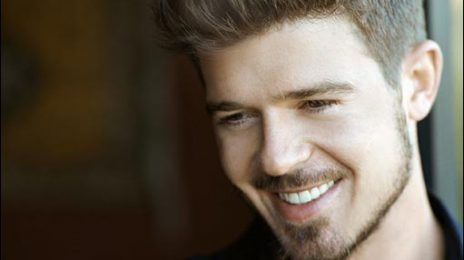Listen:  Robin Thicke Unveils Whitney Houston 'Exhale' Tribute