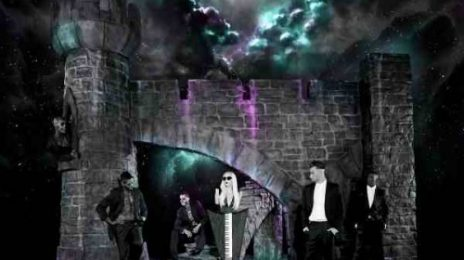 Hot Shot: Lady GaGa Reveals 'Born This Way Ball' Tour Poster