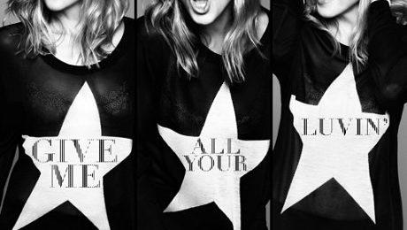 Sneak Peek: Madonna - 'Give Me All Your Luvin' (Ft MIA & Nicki Minaj)'