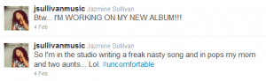 jazsull 300x92 Jazmine Sullivan Confirms New Album In the Works