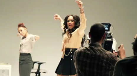Jennifer Hudson Dances Up A Storm In 'Think Like A Man' Video (Teaser)