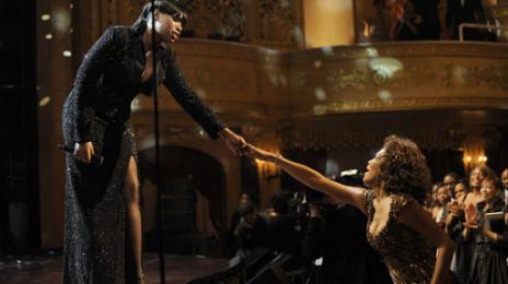 Jennifer Hudson Tapped To Tribute Whitney Houston At Grammy's