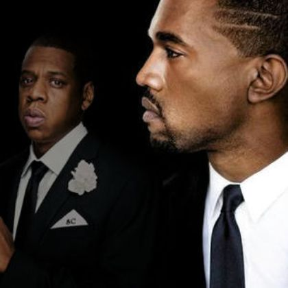 kanye west and jay z New Video: Jay Z & Kanye West   N*ggas In Paris