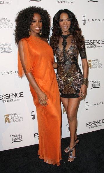 kelly michelle Hot Shots: Kelly Rowland Sparkles As Essence Honor Her
