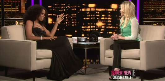 kelly rowland chelsea Watch: Kelly Rowland Talks Boyfriend, Grammys & More With Chelsea Lately