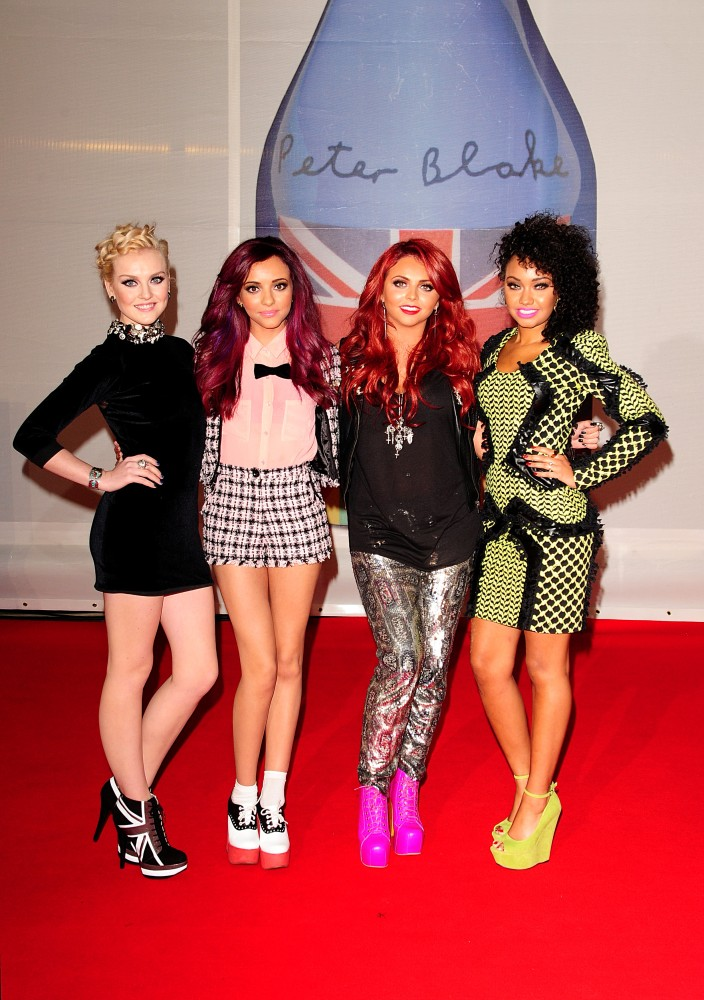 BRIT Awards 2012: Red Carpet