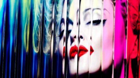 Madonna Unmasks 'MDNA' Track Titles