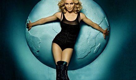 Madonna Announces World Tour Dates