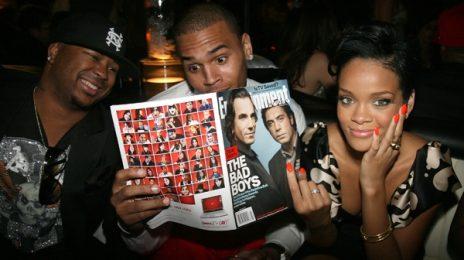 "The Dream:  ""'Birthday Cake' Remix Was [Rihanna's] Idea"""