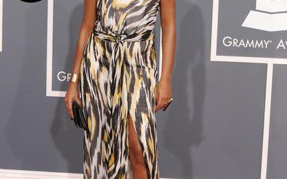 Grammy Awards 2012: Red Carpet Arrivals