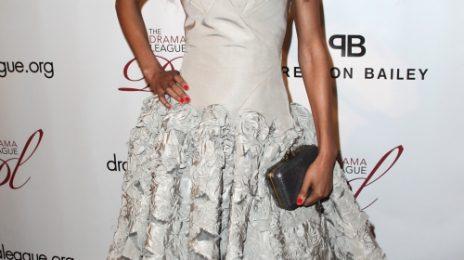 Hot Shots: Michelle Williams Dazzles At Drama League Gala