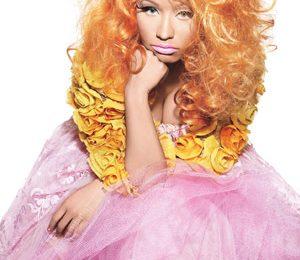 Nicki Minaj Moves For M-A-C, Lands 'Allure' Cover