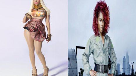 New Song: Ester Dean ft. Nicki Minaj – 'Gimme Money'
