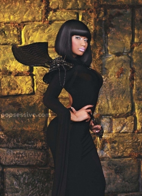 normal 011 Hot Shots:  More From Nicki Minajs Notorious Vibe Spread