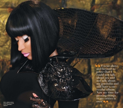 normal 020 Hot Shots:  More From Nicki Minajs Notorious Vibe Spread