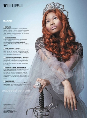 normal 04 Hot Shots:  More From Nicki Minajs Notorious Vibe Spread
