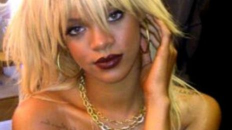 Hot Shots: Rihanna Channels Tina Turner With New Blonde 'Do