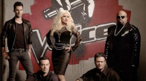 'The Voice' Scores Major Ratings Touchdown